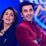 Neetu Bonds With Ranbir's Ex