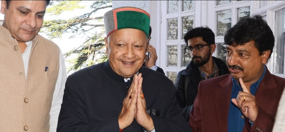 DA Case: CBI court grants bail to all accused including Virbhadra Singh
