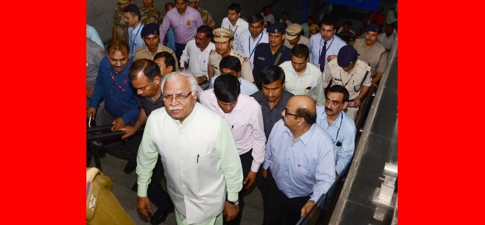 cm manohar lal khattar will sort out rai sports school scam controversy