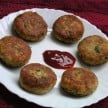 navratri special food cutlet and potato