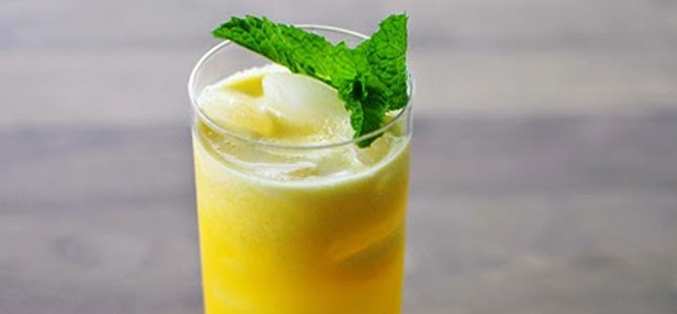try lemon juice in stomach problems
