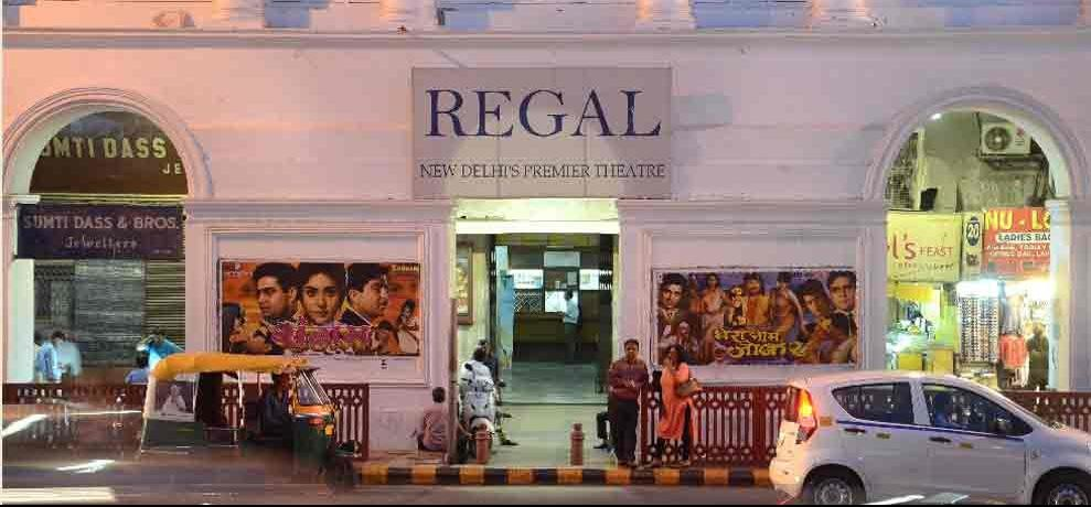 delhi regal cinema will be closed from today on wards