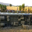 mahoba mahakaushal express train accident railway alerts