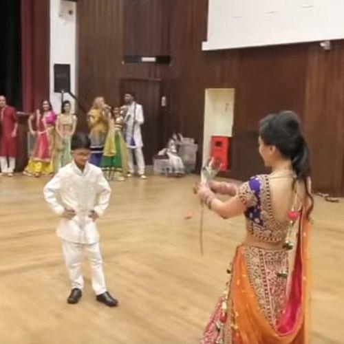 Viral News India: Viral Video: Indian Bride's Marathon Sangeet Performance