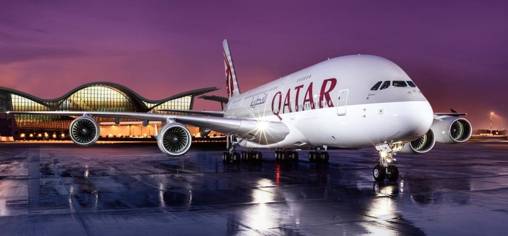 qatar cancels four A350 jet deal with airbus