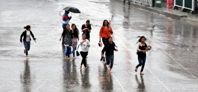 Image result for प्रदेश से हटी मॉनसून की बारिश