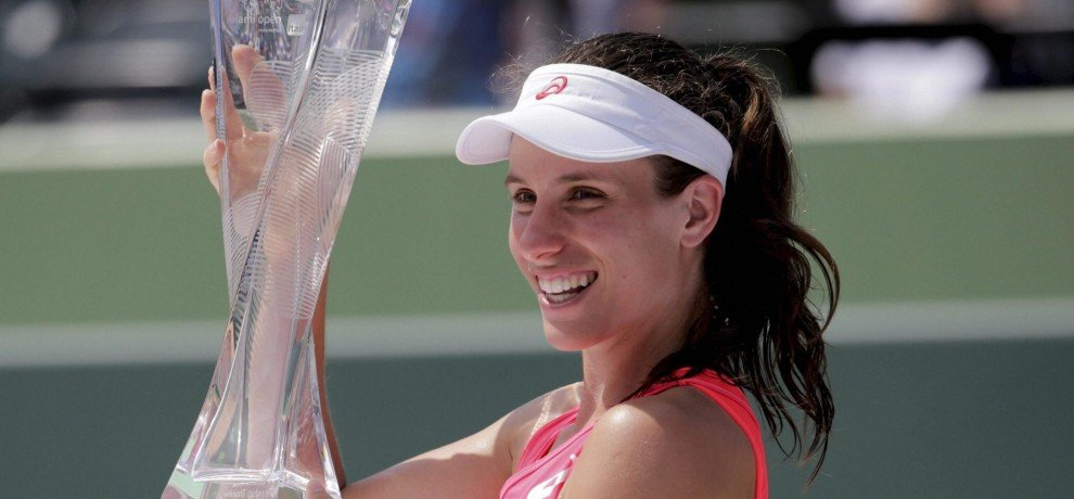 Johanna Konta win Miami Open