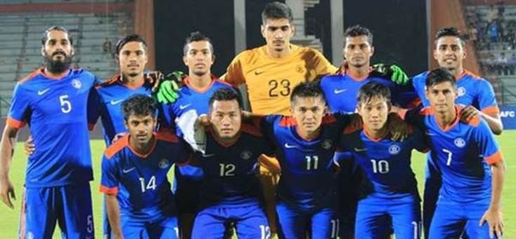 FIFA rankings: India rise to 101 best-ever in last two decades