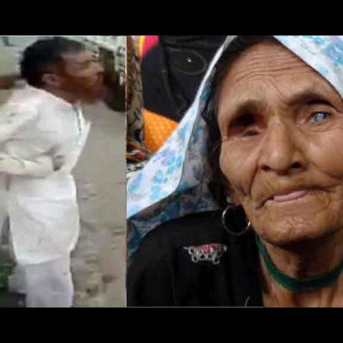 alwar lynching: pehlu khan blind mother is still waiting for his deceased son to come and feed her