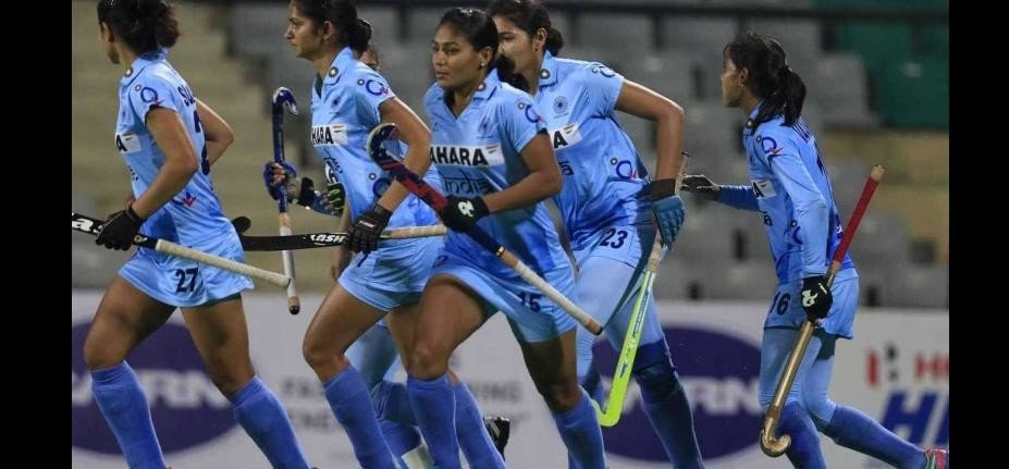 INDIA ENTER FINAL OF WOMENS HOCKEY WORLD LEAGUE ROUND 2