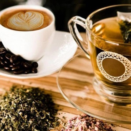 what is better for health tea or coffee
