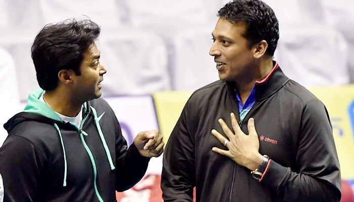 Mahesh Bhupathi handled it badly, Paes also at fault: Anand