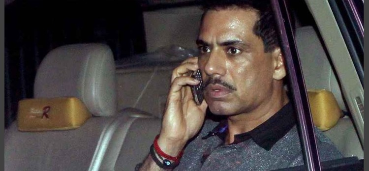 ED's raids on Vadra's associate Mahesh Nagar's office