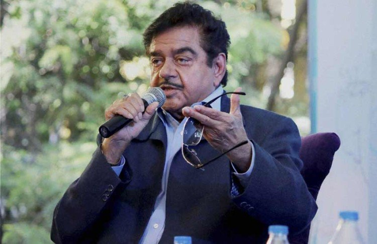 Shatrughan Sinha said BJP behaved like a step child with me now I am breathing in open air