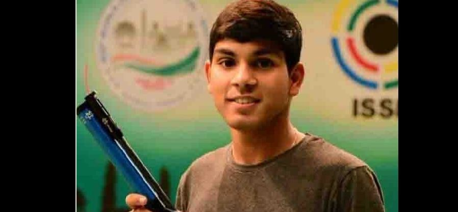 shooter anmol jain selected for senior category world cup in Germany