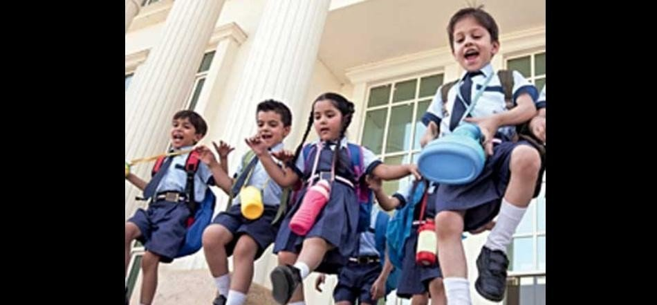 four year kids can take admission in schools