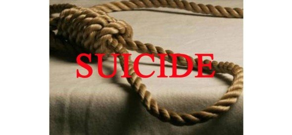 Fell student in 12th class suicides