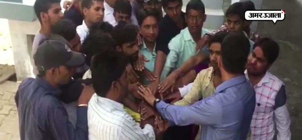 ALIGARH SOLDIER CAMPAIGN AGAINST ALCOHOL