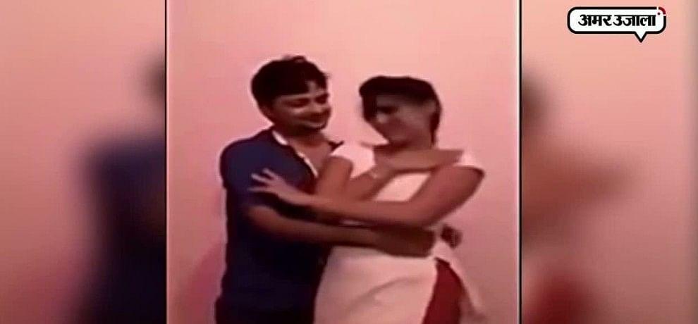 Never Before Seen Intimate Dance Video Of Signer Sapna ...