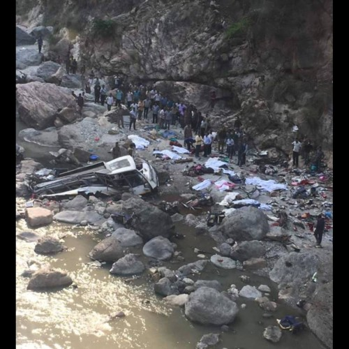 Truth of Himachal bus accident