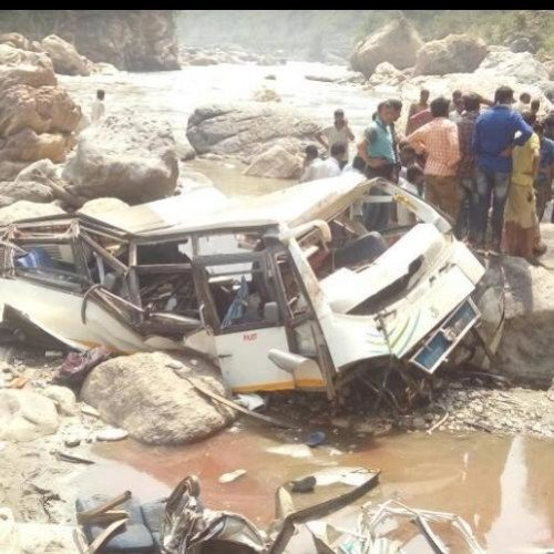 Major Reason for Gumma Bus Accident in Himachal.