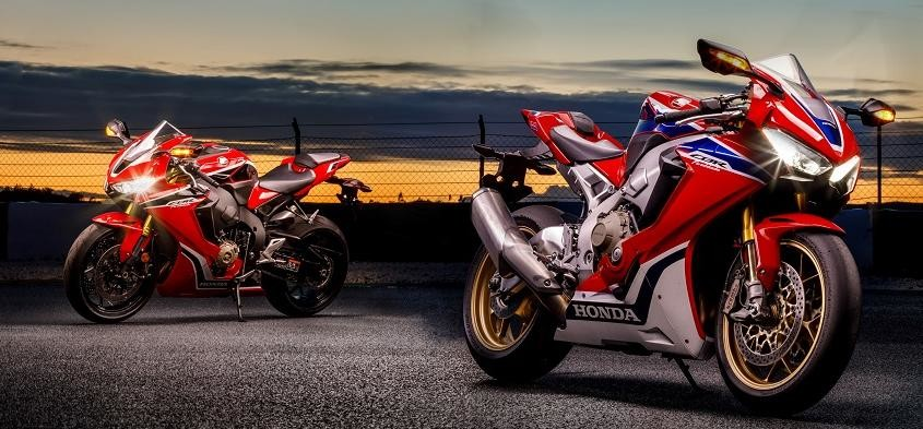 25th Anniversary CBR1000RR Fireblade BOOKINGS OPEN