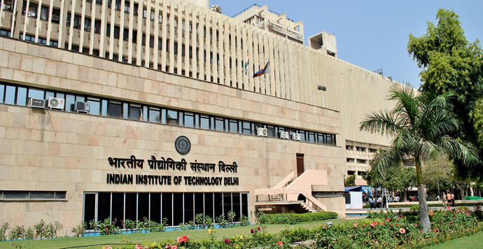 IIT delhi: girls hostel notice says don't wear short clothes for house day function