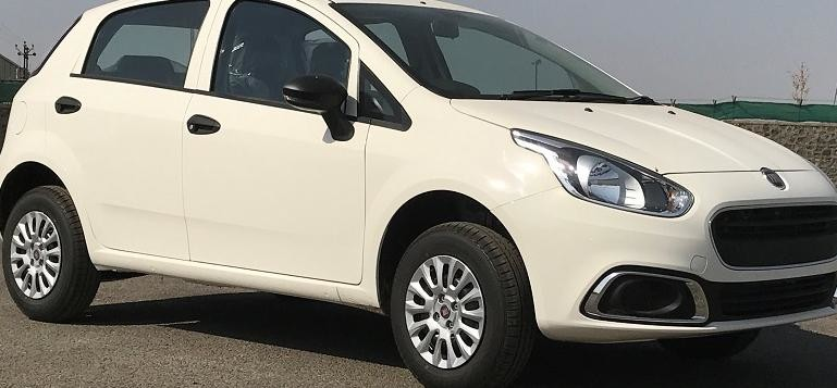 Fiat Chrysler Automobiles India launches new punto Evo pure in indian market