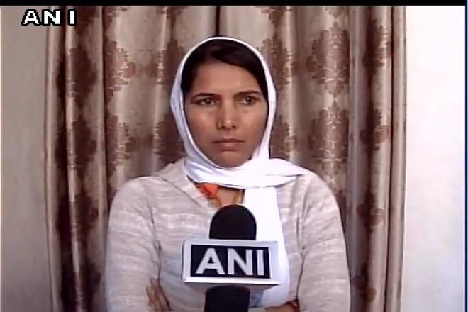 BSF jawan Tej Bahadur wife posted another video