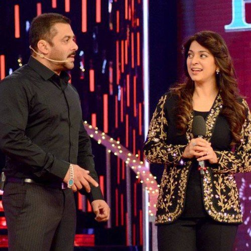 When Juhi Chawla rejected working with Salman Khan and chose Aamir Khan