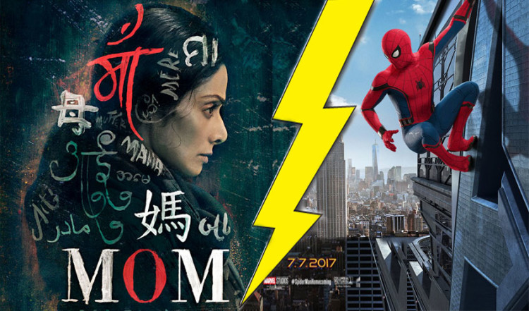 Sridevi's 'Mom' Avoids Clash With 'Jagga Jasoos' & 'Haseena', Now Will Release With 'Munna Michael'