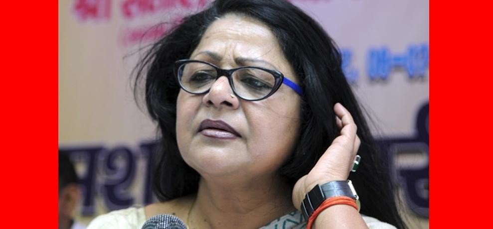 barkha shukla who calls rahul gandhi a disaster if becomes party chief expelled from congress
