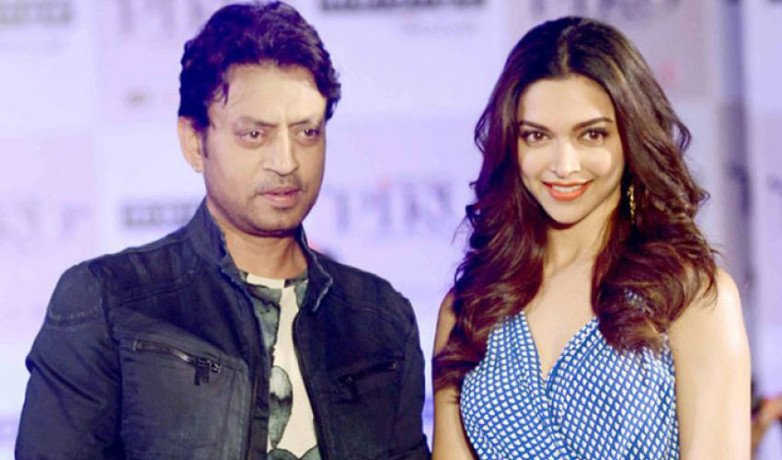 Deepika Padukone & Irrfan Khan Will Again Share Screen Space, To Star In Vishal Bhardwaj's Next Film