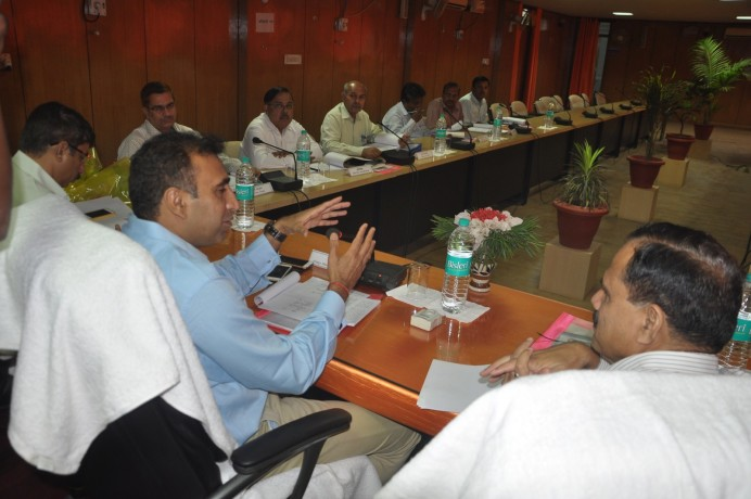 GDA passed 300 crore budget in board meeting for city's developement