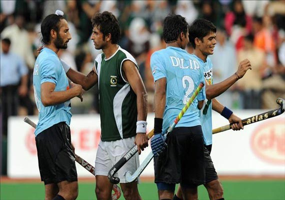 India's refusal to play with pakistan at the international level will damage world hockey