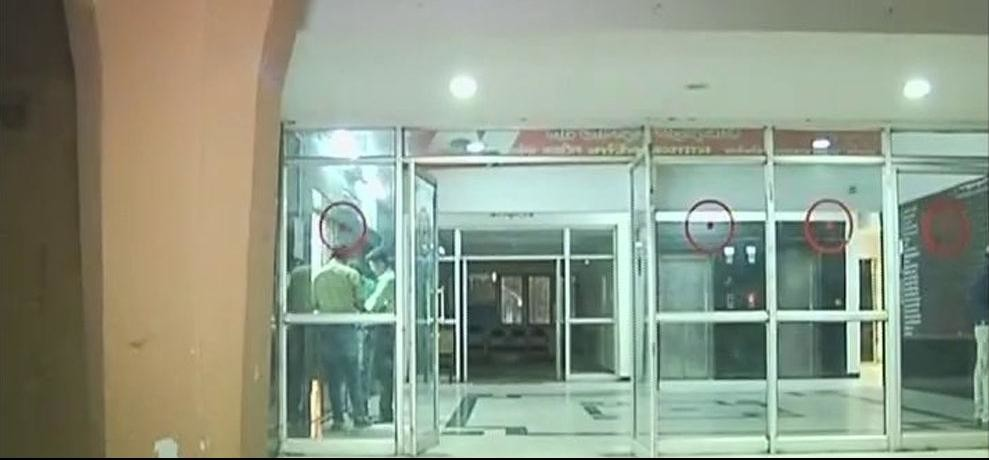 17 years old girl allegedly gangrapes in MLA hostel in nagpur
