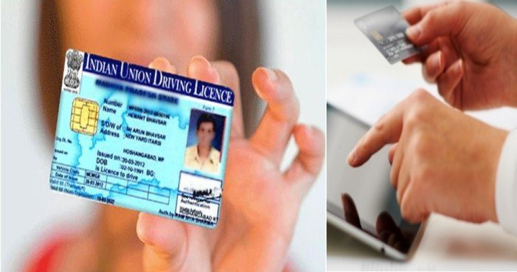 Indian Driving Licence