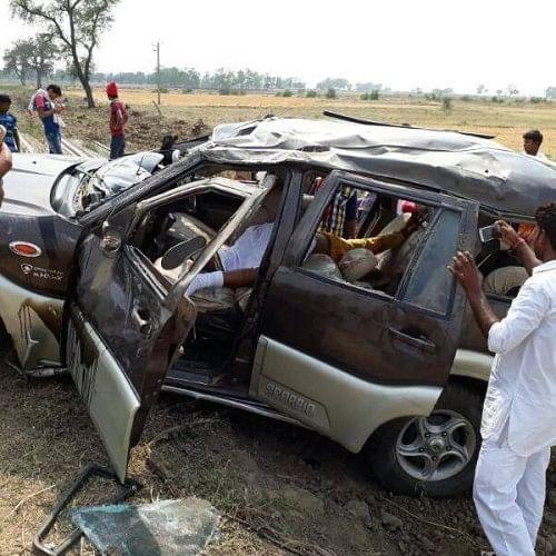 baba ramdev accident fake news and photos viral on social media