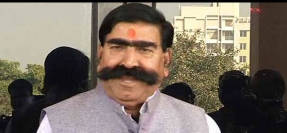 Ramgarh mla gyandev ahuja looking to create new controversy