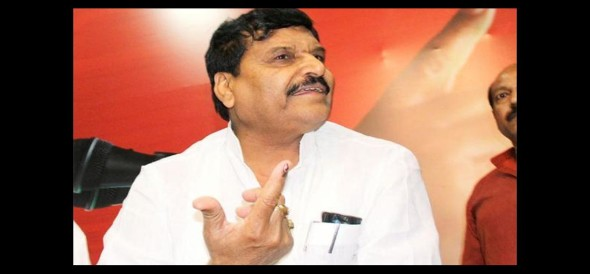 shivpal yadav and 58 other residential plots land in danger