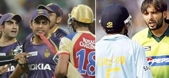 IPL 2017: gautam gambhir revel why he and virat kohli and delhi players abuse more on the field