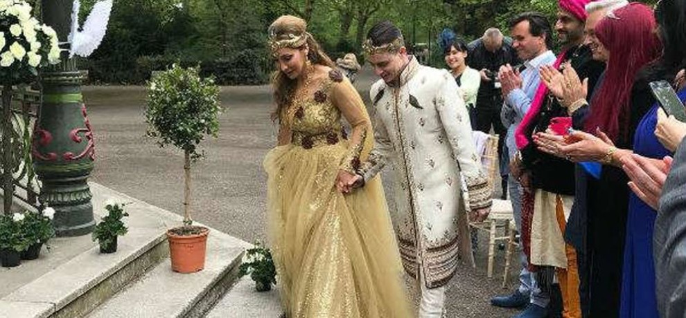 Ex Bigg Boss contestant Sofia Hayat gets MARRIED complete WEDDING ALBUM