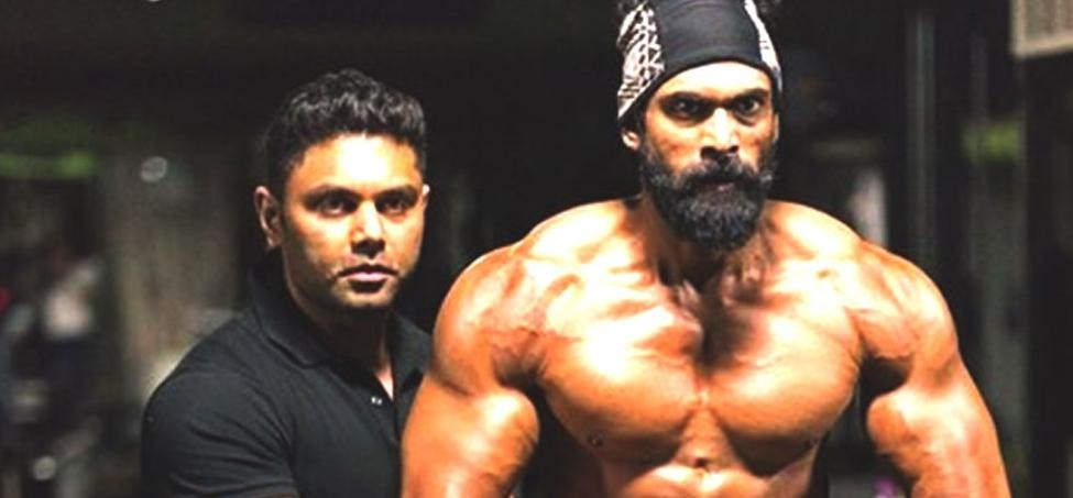 rana daggubati gain 28 kilo weight for bahubali 2 here are his diet secret