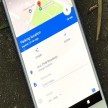 now Google Maps Save Your car Parking Location
