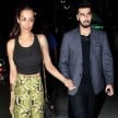 Malaika Arora Khan and Arjun Kapoor ignore each other on 'Nach Baliye 9'