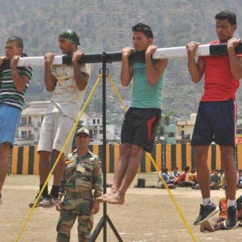Aadhar card is must for join indian army