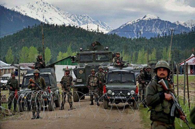 Image result for सेना ने ढूंढा आतंकियों का ठिकाना