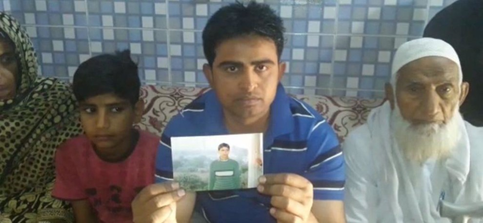 TWO INDIANS KIDNAPPED BY SAUDI ARABIAN BASED COMPANY IN SAUDI ARAB