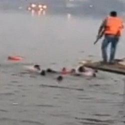 आंध्र प्रदेश: अनंतपुरम में नाव पलटने से 13 की मौत, 4 को सुरक्षित निकाला