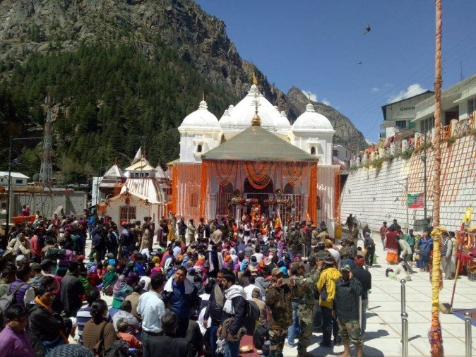 gangotri and yamunotri given to ongc and gale